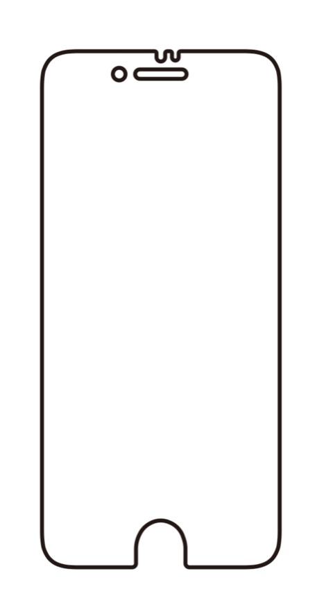 Hydrogel - ochranná fólia - iPhone 7/8/SE 2020 - typ 5