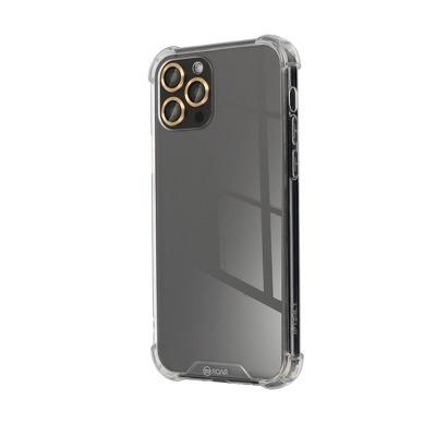 Armor Jelly Case Roar - iPhone 12 Pro Max - priesvitný