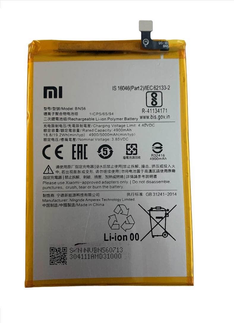 Batéria Xiaomi Redmi 9A/9C BN56 5000mAh