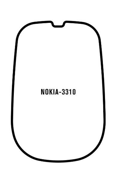 Hydrogel - Privacy Anti-Spy ochranná fólia - Nokia 3310 (2017)