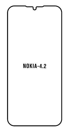 Hydrogel - Privacy Anti-Spy ochranná fólia - Nokia 4.2