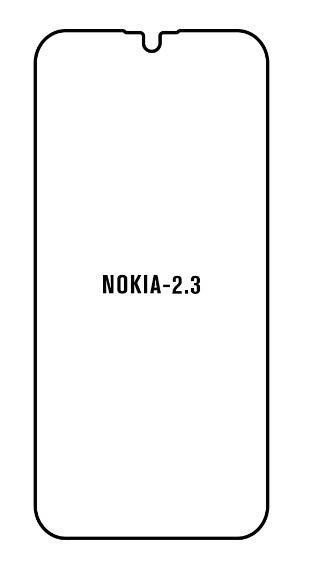 Hydrogel - Privacy Anti-Spy ochranná fólia - Nokia 2.3