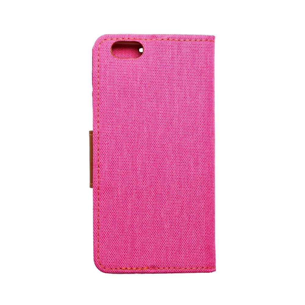 Canvas Book iPhone 6/6S ružový