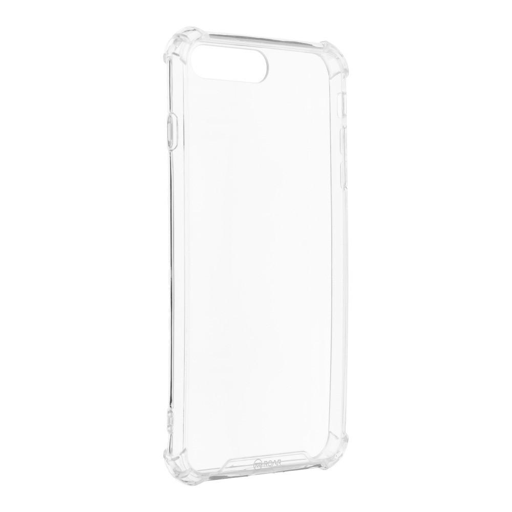 Armor Jelly Case Roar - iPhone 7 Plus / 8 Plus priesvitný