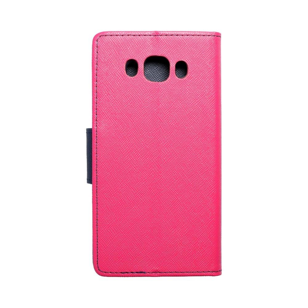 Fancy Book Samsung Galaxy J5 2016 ružový/ tmavomodrý