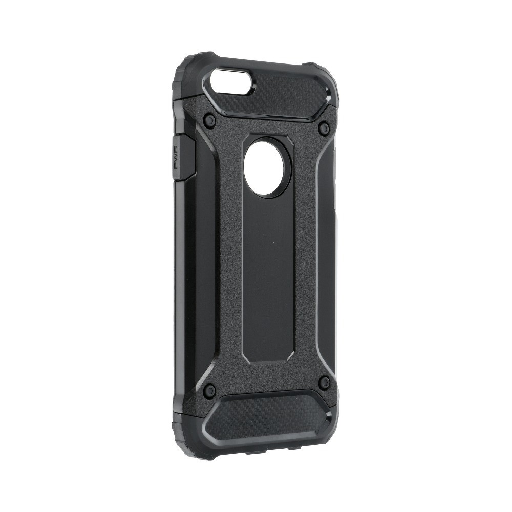 Forcell ARMOR Case iPhone 6/6S čierny