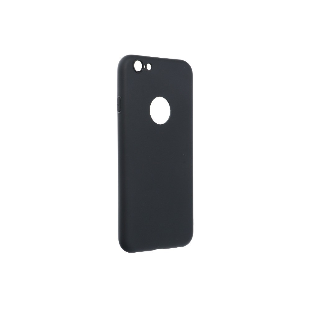Forcell SOFT Case iPhone 6/6S čierny