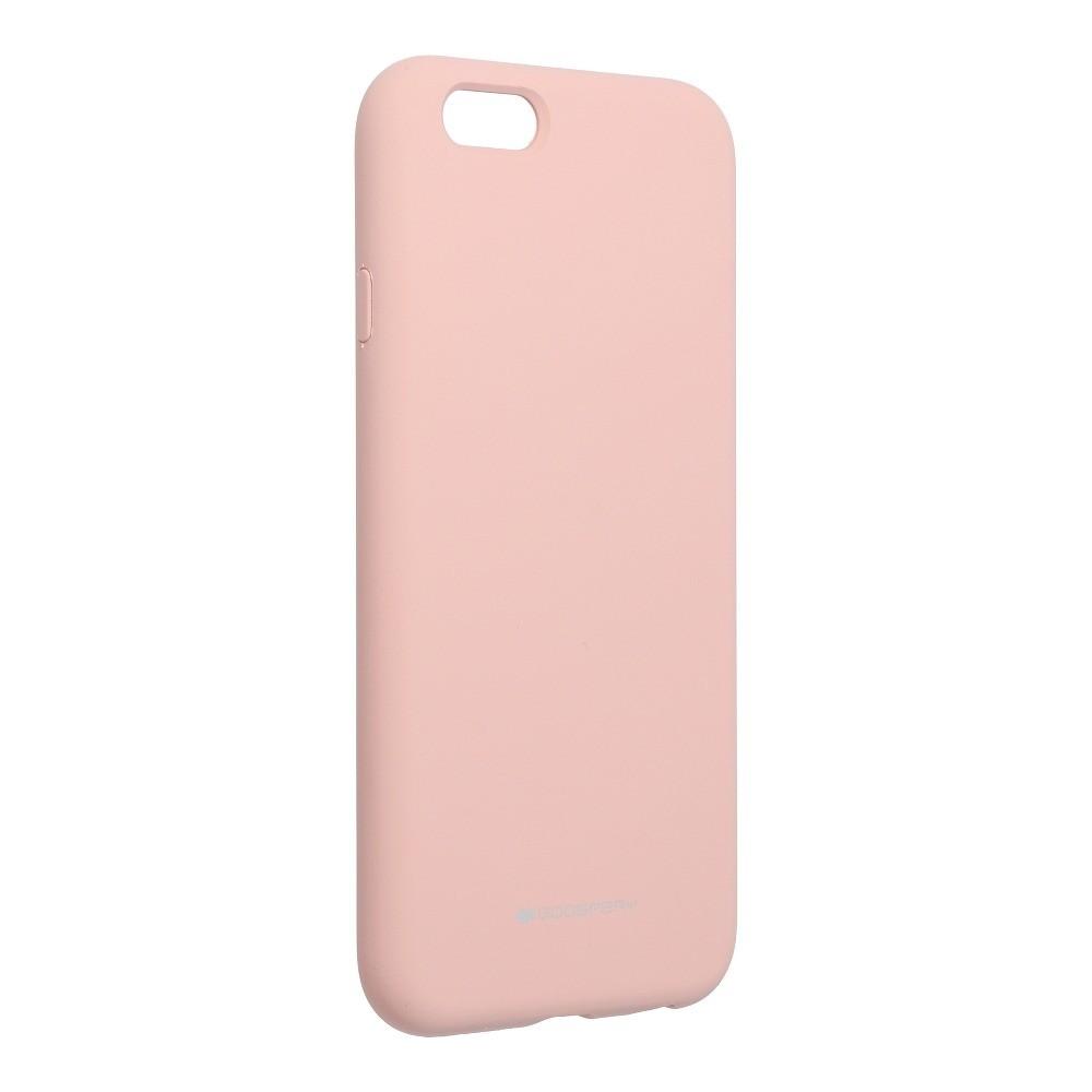 Mercury Silicone iPhone 6 / 6S ružový sand