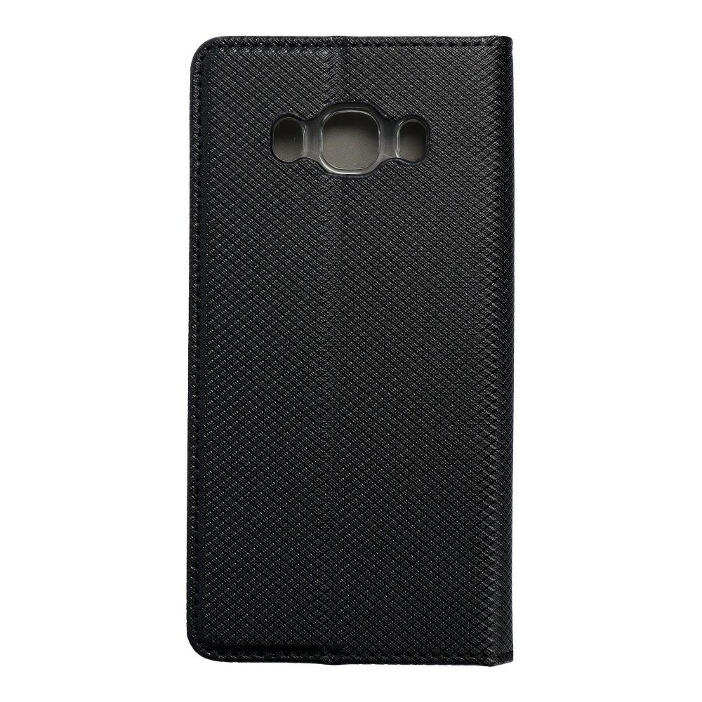Smart Case Book Samsung Galaxy J5 2016 čierny