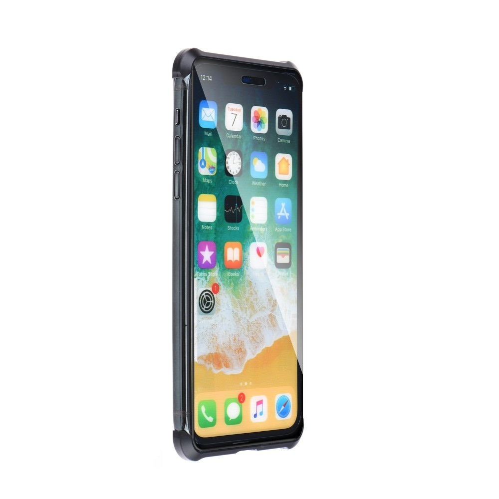 MAGNETO Frameless iPhone 6 / 6S čierny