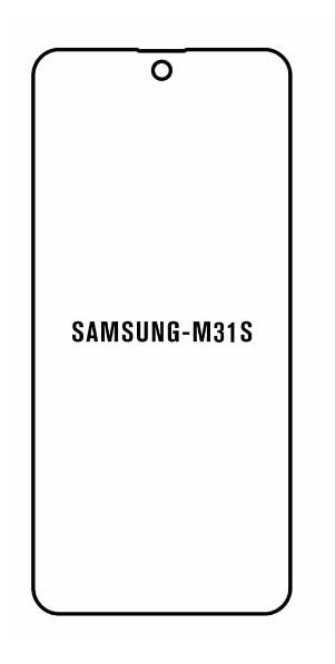 Hydrogel - ochranná fólia - Samsung Galaxy M31s