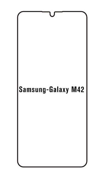 Hydrogel - ochranná fólia - Samsung Galaxy M42