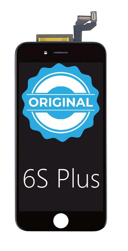 Apple ORIGINAL Čierny LCD displej iPhone 6S Plus + dotyková doska