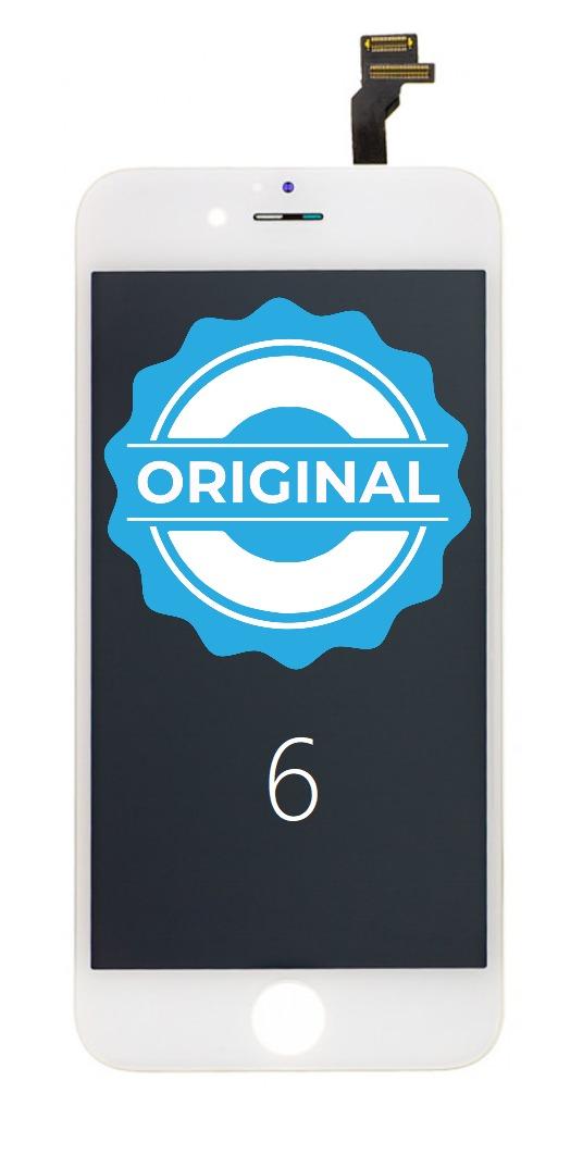 Apple ORIGINAL Biely LCD iPhone 6