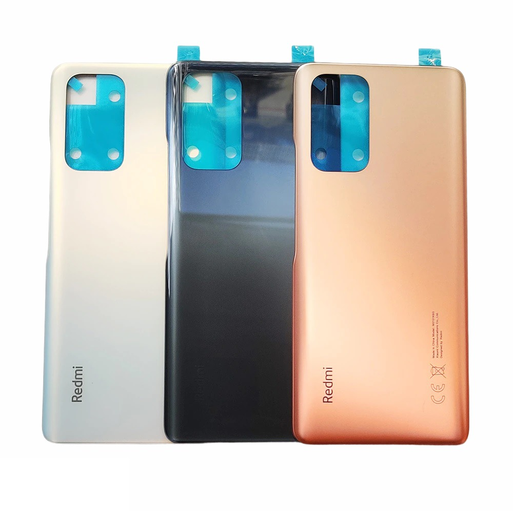 Xiaomi Redmi Note 10 Pro - Zadný kryt - slabomodrý (Glacier Blue)