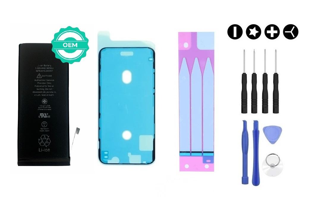 MULTIPACK - OEM Batéria iPhone 6S Plus + lepka pod displej + lepka pod batériu + sada náradia
