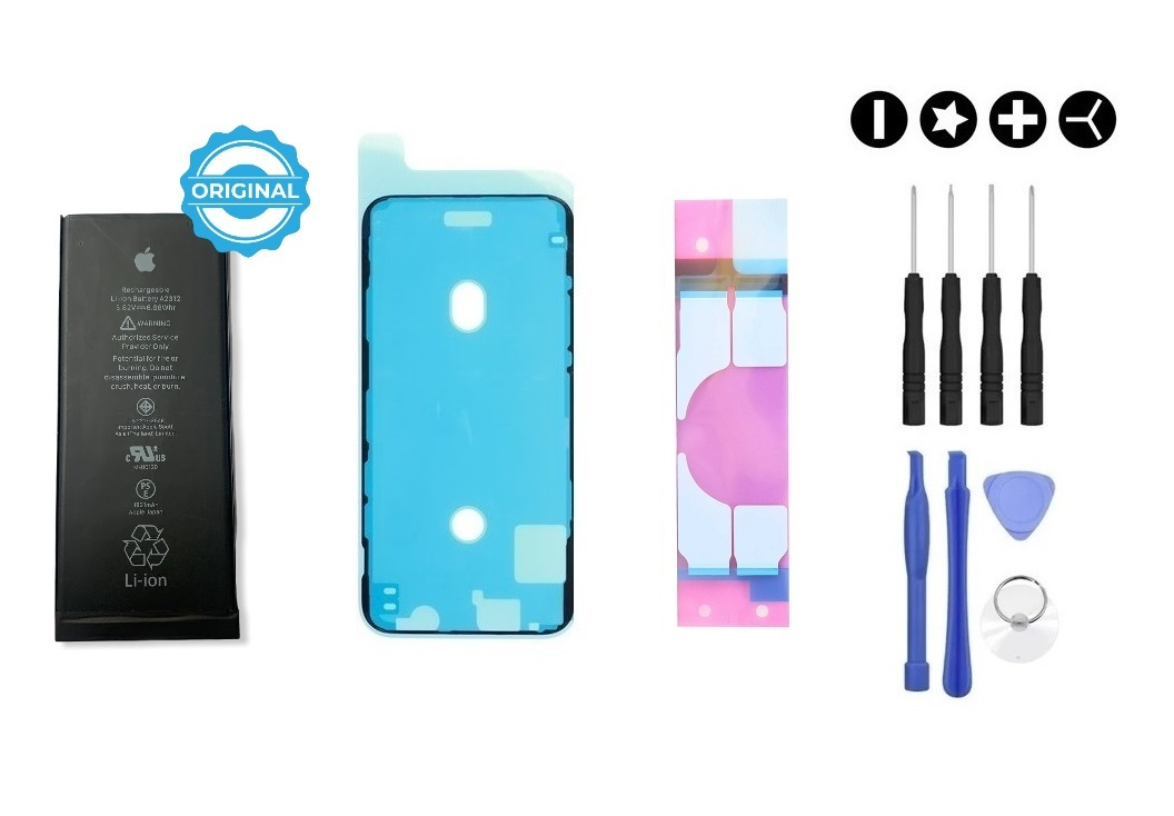 MULTIPACK - Batéria iPhone SE 2020 + lepka pod displej + lepka pod batériu + sada náradia