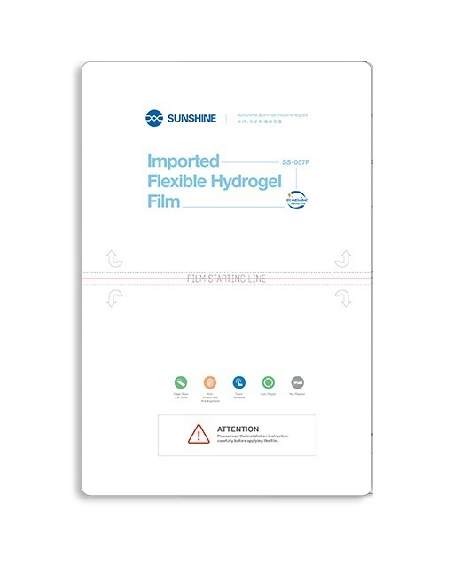 Hydrogel - ochranná fólia - Samsung Galaxy Tab 2 10.1