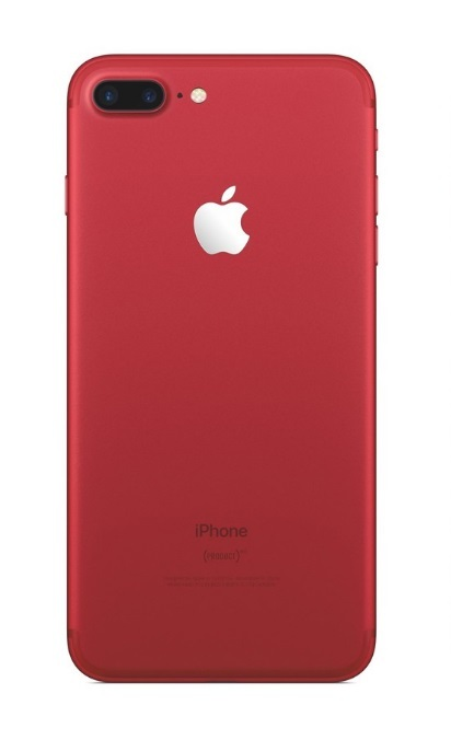 Apple Zadný kryt iPhone 7 Plus (PRODUCT)RED™