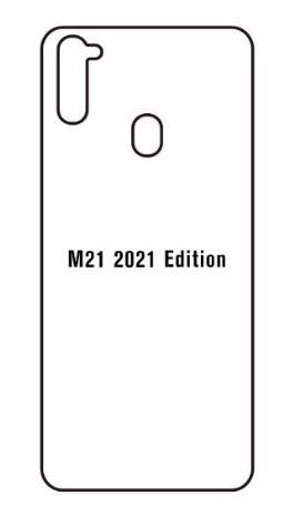Hydrogel - zadná ochranná fólia - Samsung Galaxy Samsung Galaxy M21 2021 Edition