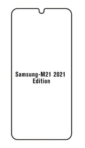 Hydrogel - matná ochranná fólia - Samsung Galaxy Samsung Galaxy M21 2021 Edition