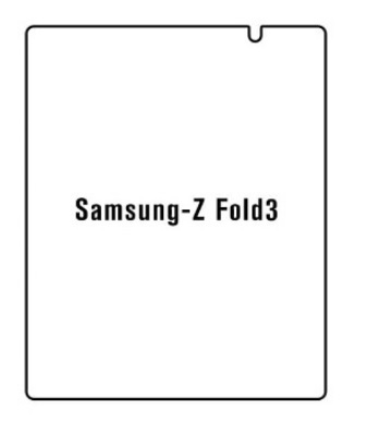 Hydrogel - ochranná fólia - Samsung Galaxy Z Fold 3 5G, variant 2