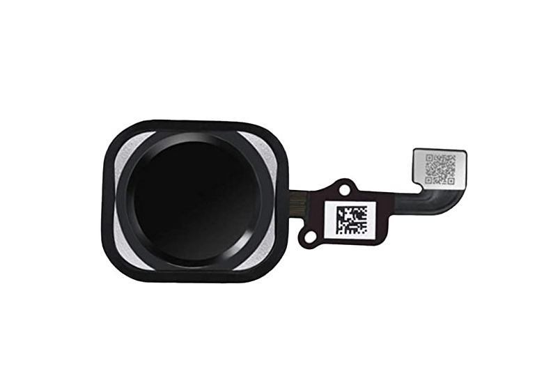 Apple iPhone 6S/6S Plus - Home button + home button flex - Black