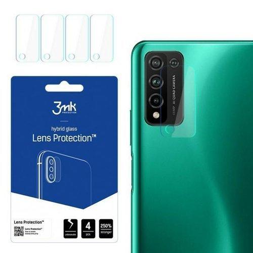 3MK 4x Hybridné ohybné ochranné sklo zadnej kamery - Honor 10X Lite