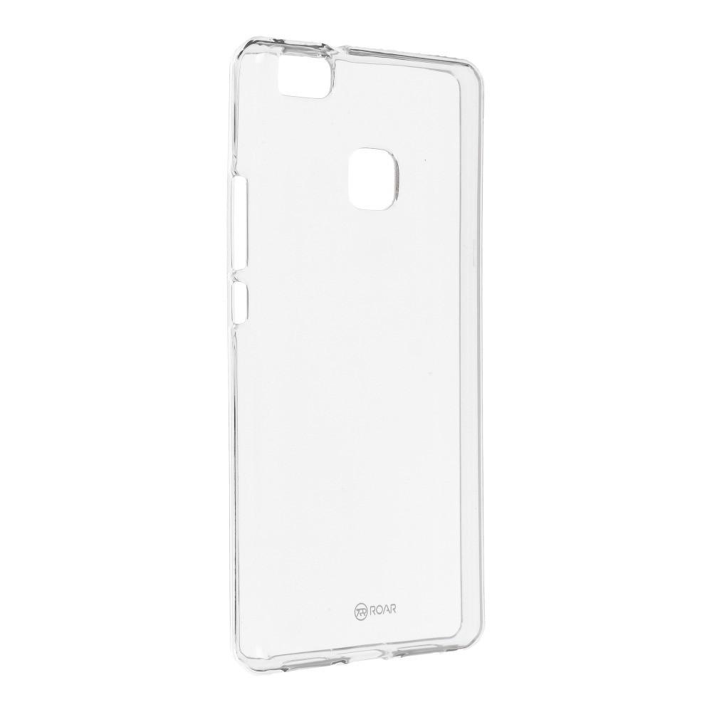 Jelly Case Roar - Huawei P9 Lite priesvitný