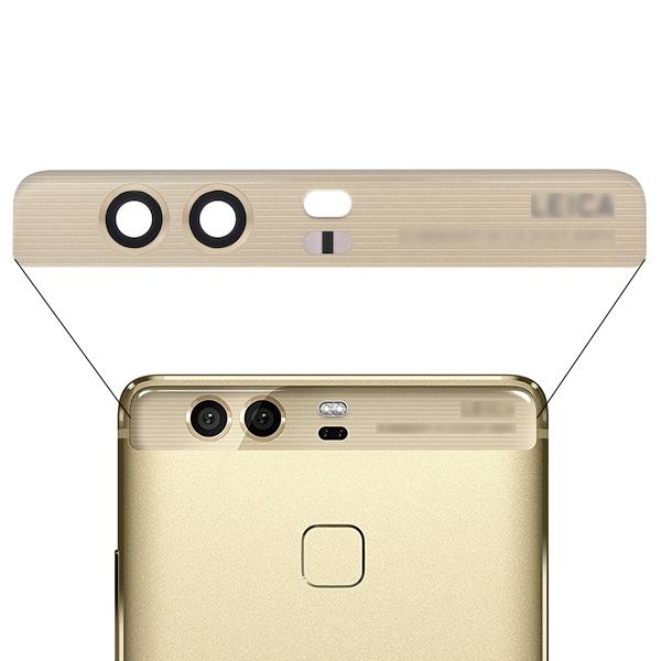 Náhradné sklo zadnej kamery - Huawei P9