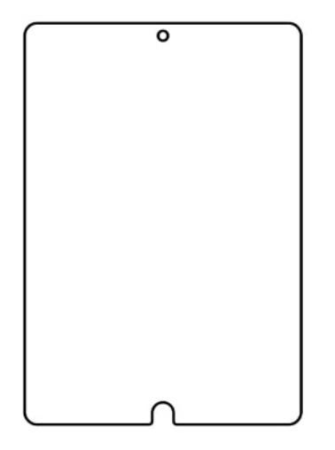 Hydrogel - ochranná fólia - Apple iPad 10.2 (2021)