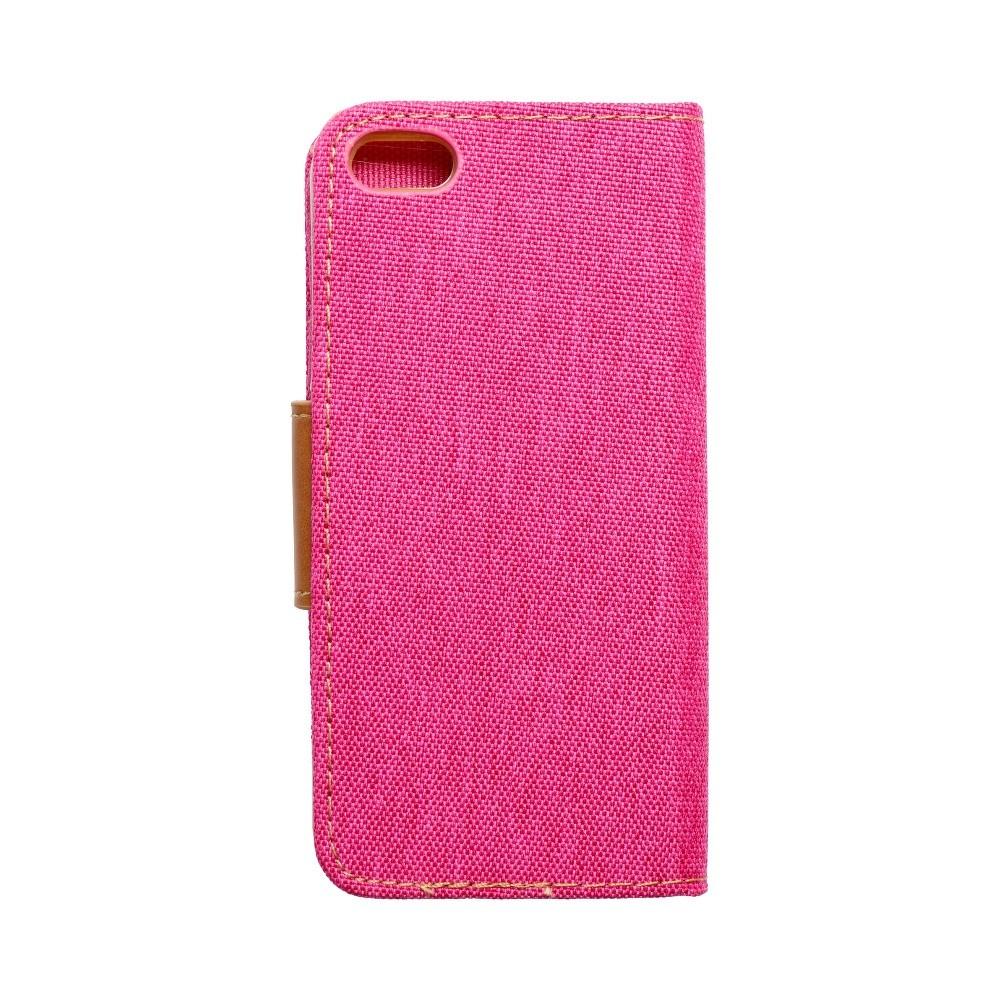 CANVAS Book iPhone 5/5S/SE ružový