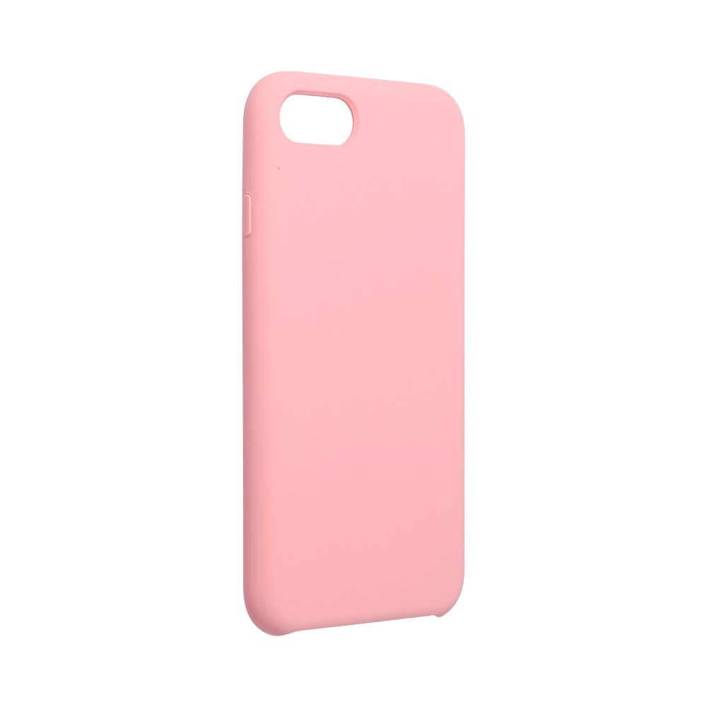 Forcell Silicone Case iPhone 7 / 8 ružový (without hole)