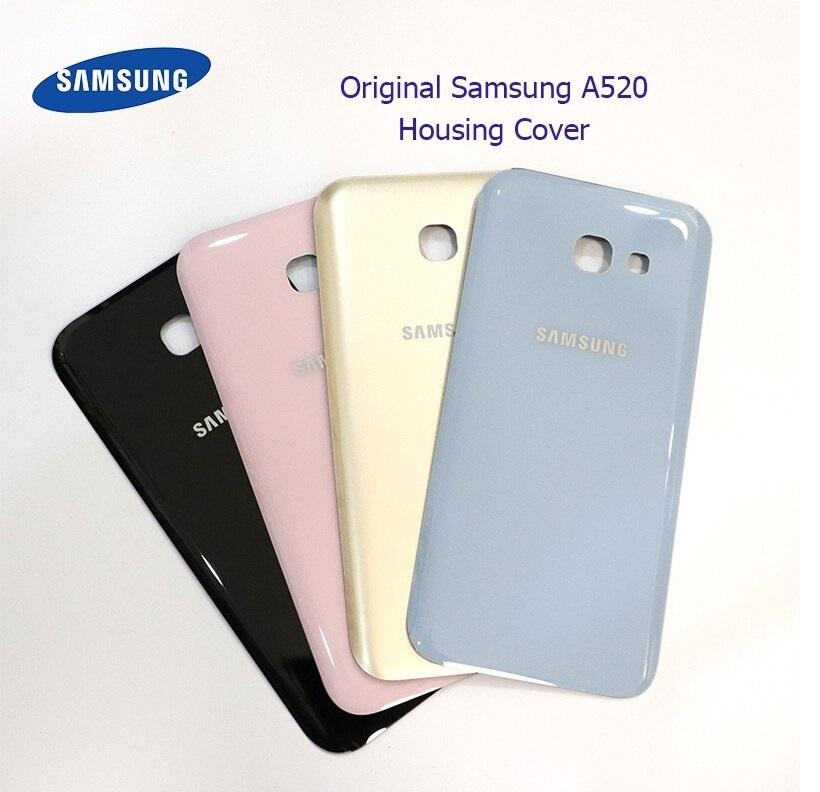 Samsung Galaxy A5 2017 A520 - Zadný kryt - ružový