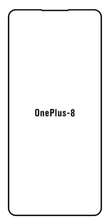 Hydrogel - ochranná fólia - OnePlus 8
