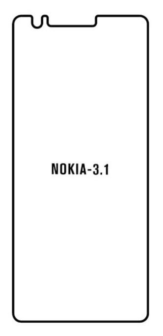 Hydrogel - Privacy Anti-Spy ochranná fólia - Nokia G300
