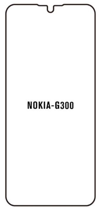 Hydrogel - matná ochranná fólia - Nokia G300