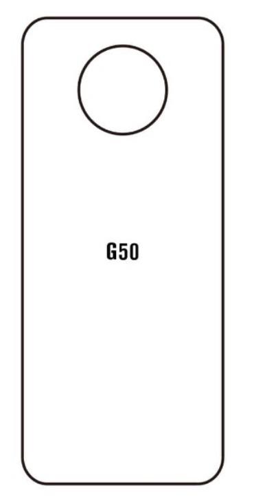 Hydrogel - matná zadná ochranná fólia - Nokia G50