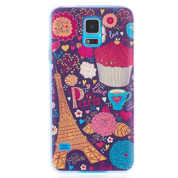 TPU color Samsung Galaxy S5