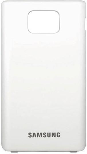 Kryt Samsung Galaxy S2 i9100 zadný biely