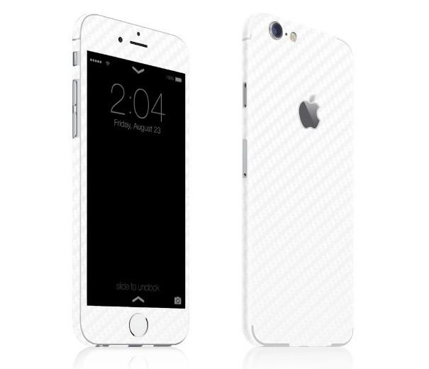 iCoverCarbon iPhone 6 Plus/6S Plus - biela
