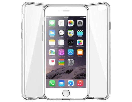 Slicoo Case iPhone 6 Plus/6S Plus priesvitný