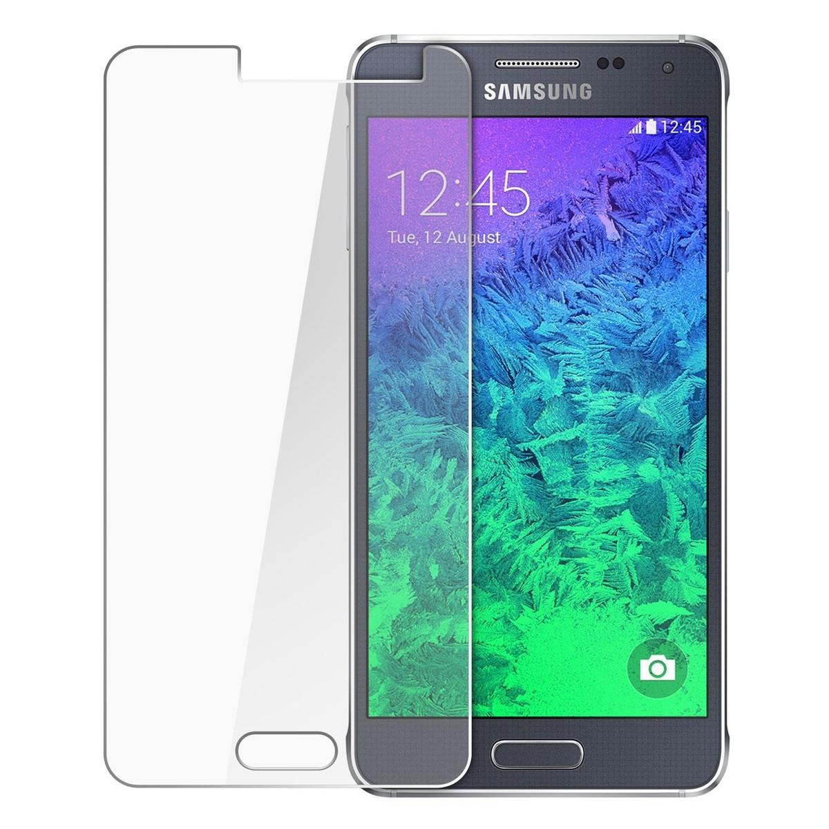 Ochranné tvrdené sklo - Crystal UltraSlim Samsung Galaxy Alpha