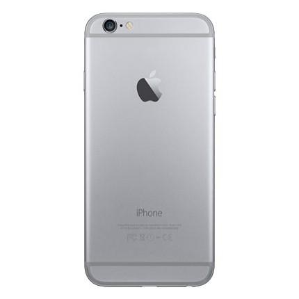 Apple Zadný kryt iPhone 6 space gray - šedý