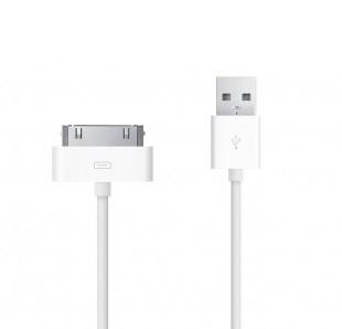 Nabíjací USB kábel pre iPhone 3G / 3GS / 4 / 4S
