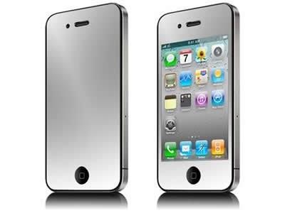 Mirror Screen Protector iPhone 4/4S