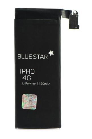 Batéria Apple iPhone 4 1420 mAh Polymer Blue Star PREMIUM