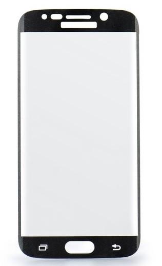 Samsung Galaxy S6 EDGE zaoblene - čierne