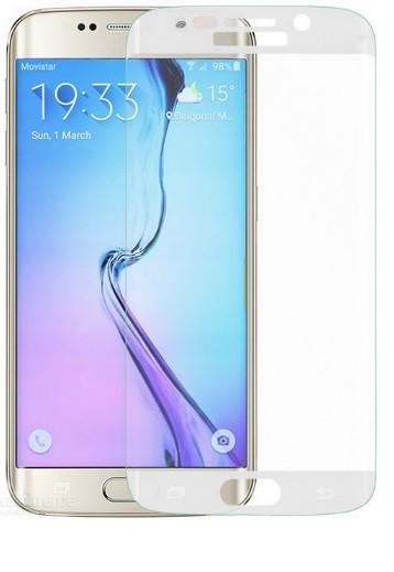 Samsung Galaxy S6 EDGE zaoblene - biele