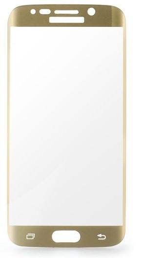 Samsung Galaxy S6 EDGE zaoblene - zlaté